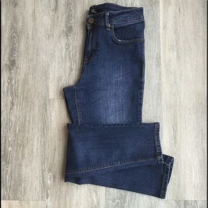 1822 Denim Ankle Skinny